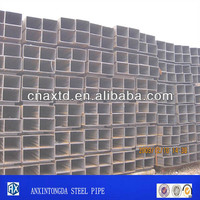 Schedule 40 /80 structural thin wall rectangular steel hollow section