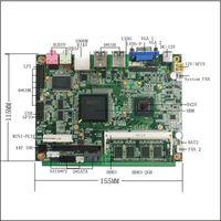 D525-3 laptop pro motherboard Onboard Realtek HD ALC662 chipset,provide 6 channels output