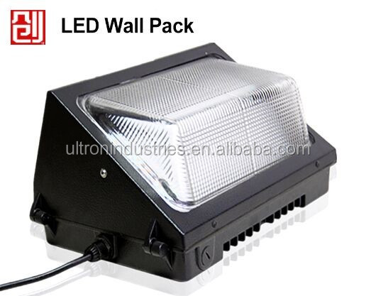 40w led commecial wall pack lights