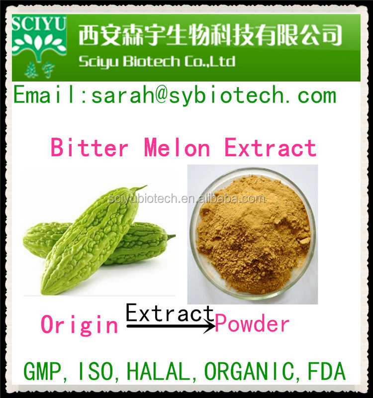 100% Pure Charantin Bitter Melon Extract powder