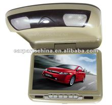 "2012 Hot in Europe, 9"" Digital High Pixel ceiling car dvd player hdmi"