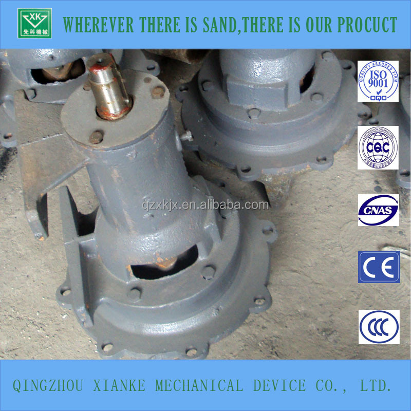 "6"" Small Sand Suction Dredge Pumps for sale"