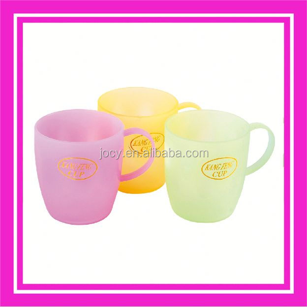 cute plastic cups mousse from China