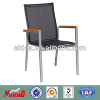 Garden Dining chair with aluminum frame MY13SF16