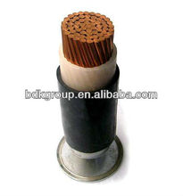 types copper wire, transparent electric wire and power cable yjv22