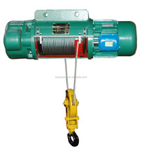 High quality electric cable pulling winch lifting hoist