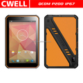 QCOM P200 Android 3G 8 Inch IPS Screen 1GB RAM/8GB ROM 8.0MP Camera WIFI GPS rugged android tablet