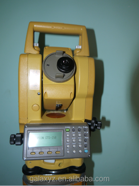 Topcon GTS 250 Series Total Station