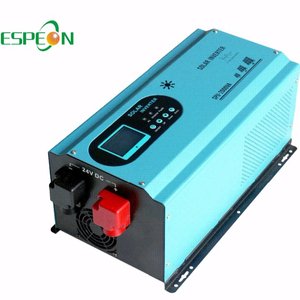 500W 800W 1000W 1500W 2000W 3000W AC and DC Off Grid Solar Power System Solar Inverter With Pwm Solar Controller
