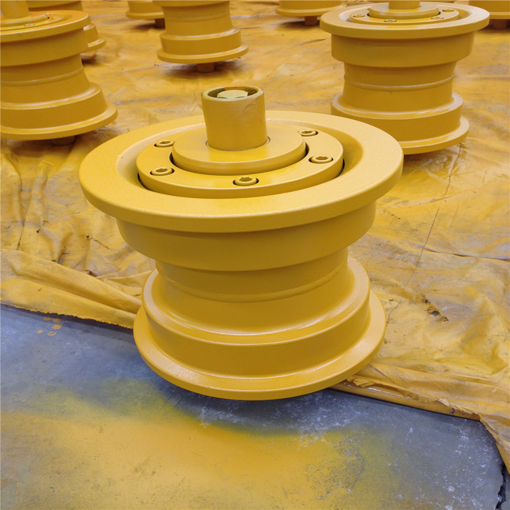 Bulldozer undercarriage parts D50 DF track roller bottom roller