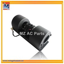 Dual Scroll 24V AC Double Wheel Evaporator Blower Spare Parts Factory, 12 Volt Evaporator Blower Fan