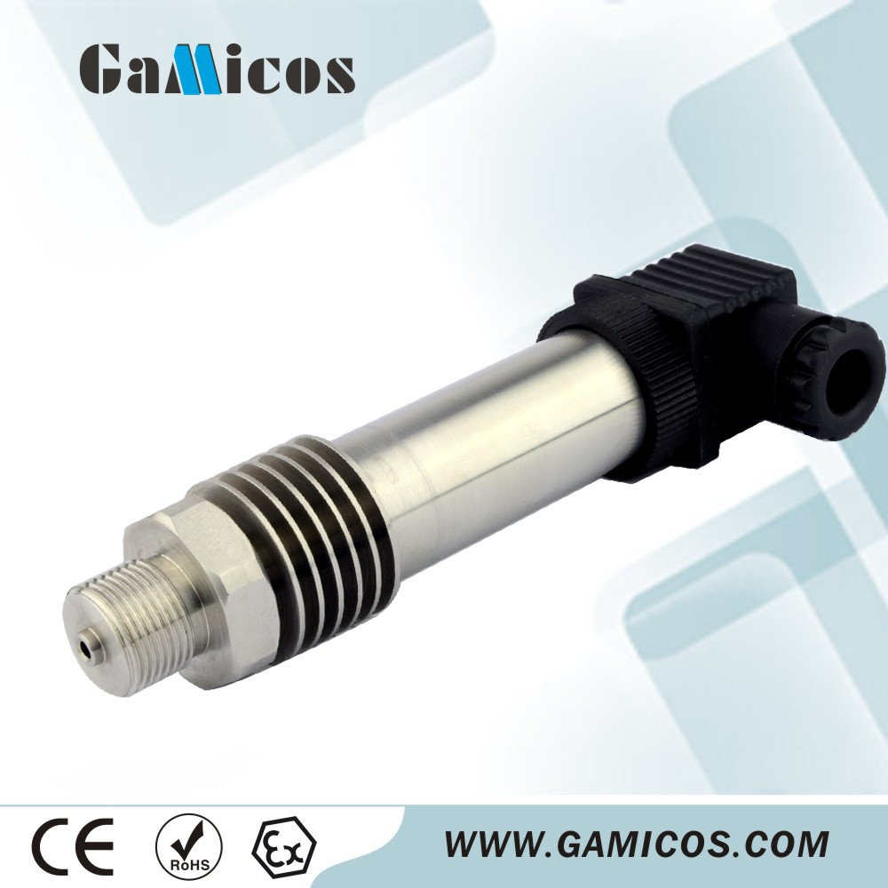 GPT220 High Temperature Pressure Transmitter in Piezoresistive Silicon Oil-filled Sensors