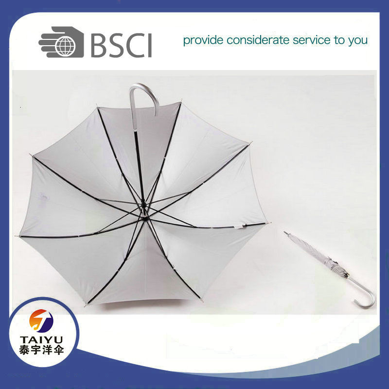 UV protection sun and silver coated umbrella