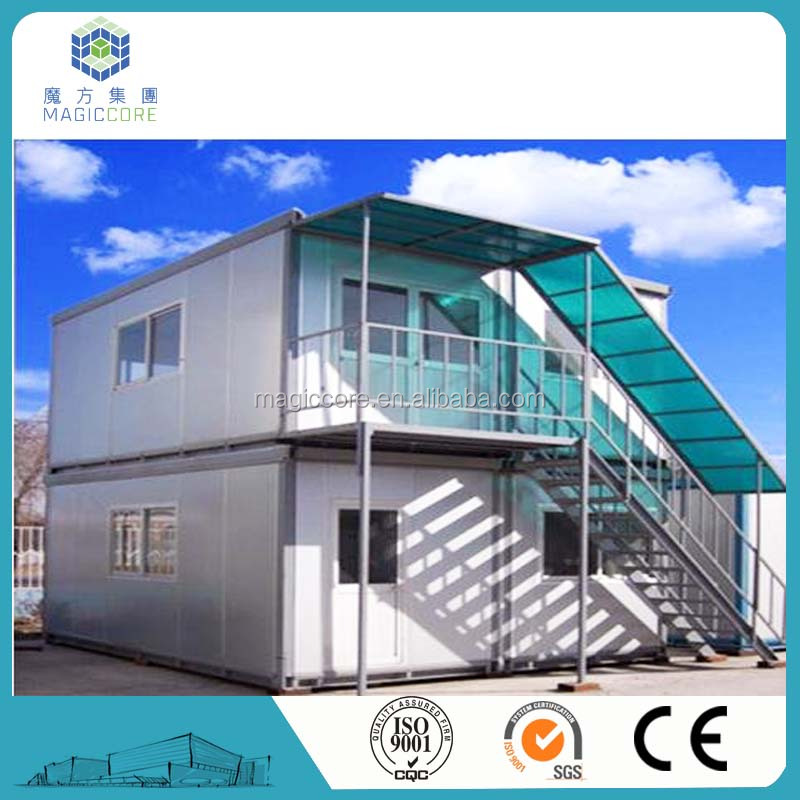 Well designed sea container sizes 20ft house office/building apartment/school