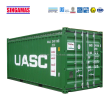 New Brand 20 ft 40 foot Open Top Containers price