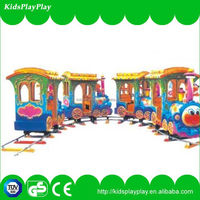 Rational Construction Electric Dragon Train Rides Roller Coaster