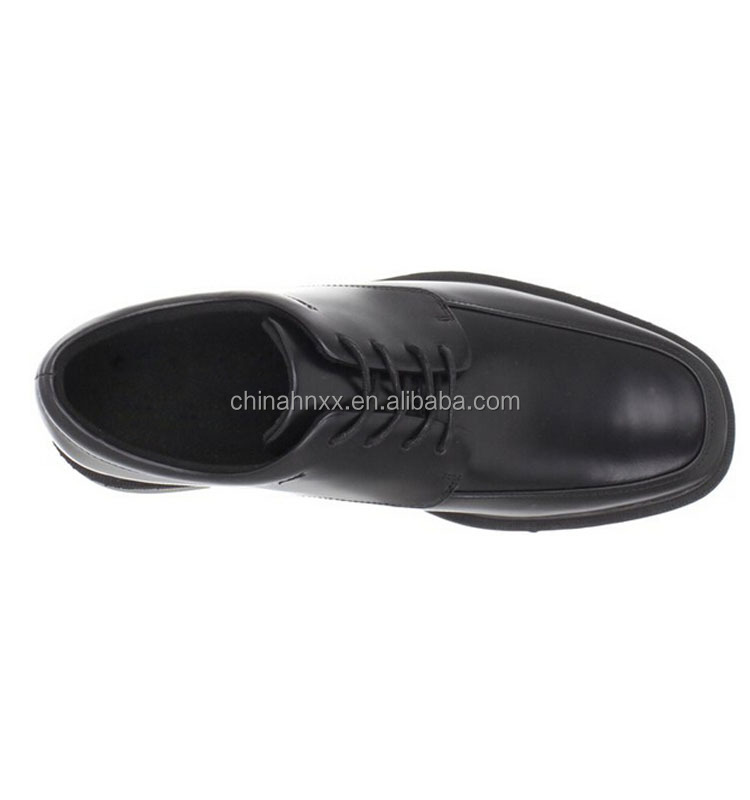Waterproof men leather oxford shoes