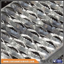 anti-slip perforated metal safety scaffold plank