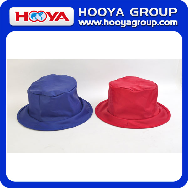 Twist and Fold Hat Foldable Hat Foldable Polyester Rain Hat