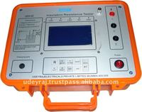 Wire insulation tester