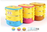 High demands products India plastic insulated lunch box