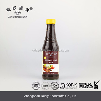 320g bottle Barbecue dipping sauce