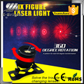 Newest one light 6 model Anti Collision Rear-end Car Laser Tail Fog Light Auto Brake Parking Lamp Rearing Warning Project