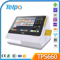 Customize 2 in one PCs cash register with auto cutter Thermal Printer
