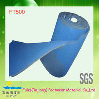 high resilient pu foam for shoes