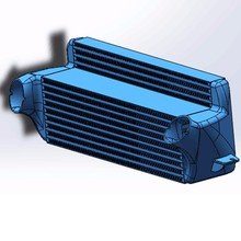 BAR AND PLATE TURBO INTERCOOLER FOR BMW F20 F30