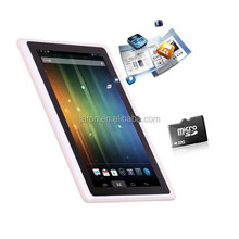 "7"" android tablet quadcore 4.4"