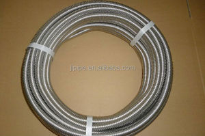 304 Stainless Steel Hot Water Flexible Metal Hose/Pipe/Tube made in china