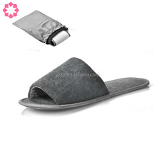 Man Slippers for 5 Star Hotel, Wholesale Fashion Bedroom Slippers