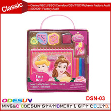 Disney Universal NBCU FAMA BSCI GSV Carrefour Factory Audit Manufacturer China School Stationery Pack