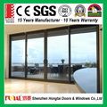 Attractive in price and quality aluminum doors