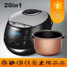 2017 Hot sale 20 Functions Multicooker, Home Kitchen Appliances Electric Multi Cooker