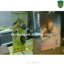 2015 hot sale trade show display windproof ukuran x banner stand