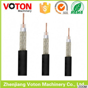 factory price electric wire color code LMR100 coaxial cable telephone cable