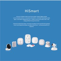 HEIMAN Hismart Smart Home Monitor Smarthome Zigebe Z-WAVE iot home automation