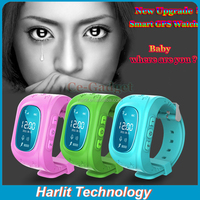 Kids GPS Tracker Phone Watch Anti Lost Bluetooth Watch Anti Lost Phone Tracker Watch With SIM Card