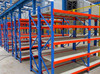 New warehouse storage system 4 shelves heavy goods metal coil rack