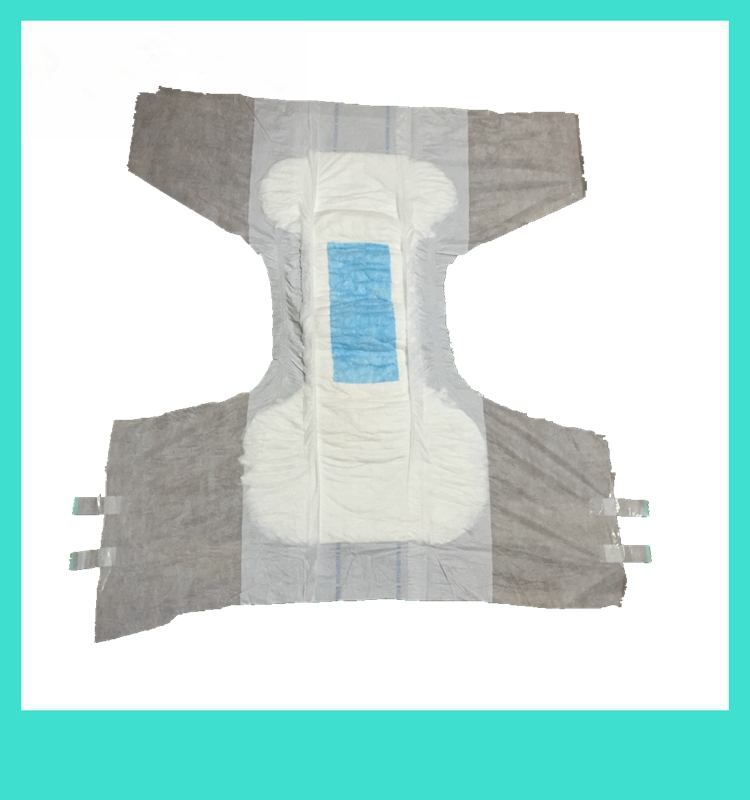 OEM new design disposable breathable adult diaper