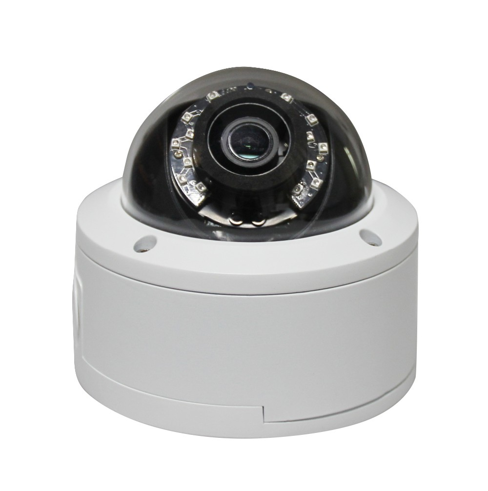 Waterproof Vandalproof 3mp 1080p mini Ceiling PT IPC POE Dome IP66 support P2P Cloud remote view