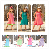 2015 wedding party girl dress , designer party dress, girl party wear dress