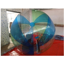 good price TPU water ball 1.0mm Thick material, 2m diameter aqua zorbing