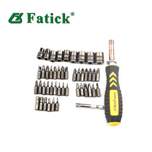 48 in 1 construction site promotional optical hand screwdriver tool kit for motorcycles