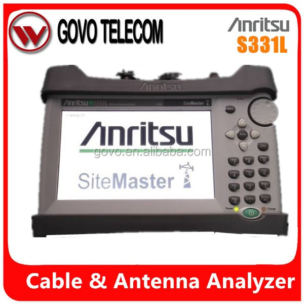 Anristu Site Master Handheld Cable & Antenna Analyzer S331L