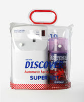 DSR0146 Discover Automatic Spray Dispenser and Air Freshener Spray SUPER SET