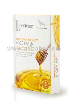 how to make a manuka honey mask