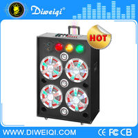 Hot wholesale trolley speaker with usb/sd slot for stage